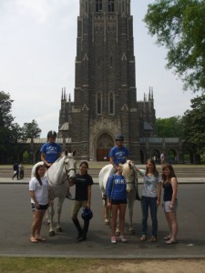 Adventures at the Duke Chapel
