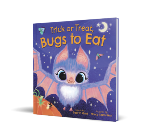 """""""Trick or Treat, Bugs to Eat"""": Halloween book by Tracy C. Gold"""
